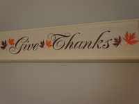 Wood Signs to Make