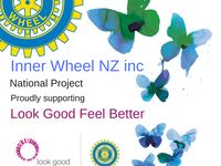 LGFB - IWNZ / Celebrating the support from Inner Wheel New Zealand inc as their National Service Project