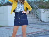 17 Best images about Summer/Spring Skirt Outfits on Pinterest ...