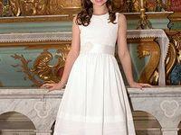 8 Mejores Imagenes De Primera Comunion Vestidos De Primera Comunion Vestidos De Comunion Vestidos De Fiesta