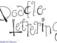 Doodling & Zentangle