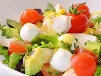 salades  de régime