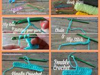 Loom Knitting and Crochetting