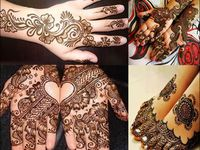 Check out the Latest & Simplest Mehndi Designs for any Occasion from Metromela.com   Mehndi Designs For Hands   Henna Designs
