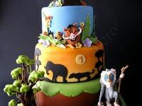 D # Disney cakes
