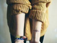 - individual marks -