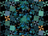 quilting, stainglass & want to quilt