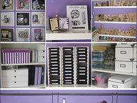 Can't wait to design my very own scrapbook room. It's going to be everything, I've always dreamed of & more!