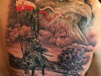tatuaże patriotyczne