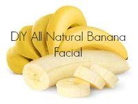 Banana facials