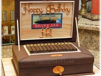 Cigar cakes