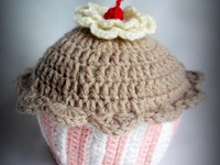 ... Cupcakes on Pinterest | Cupcake, Crochet Cupcake and Cupcake Boxes
