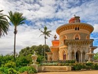 Monserrate and Sintra
