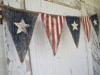 Love my Americana decor!