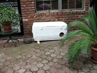 15 Best Images About Outdoor Cat Houses For Feral Cats On