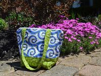 crafts - sewing totes
