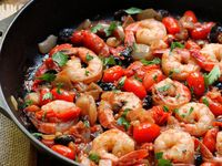 Bangin' Grilled Shrimp Skewers Recipes — Dishmaps