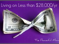 Money - Savings Tips - Budgeting