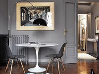 11 best images about several shades of grey on pinterest - Deco couloir gris ...