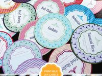 Lot's of wonderful printables!