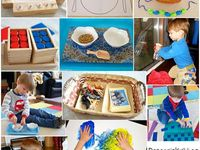 Montessori activity AR