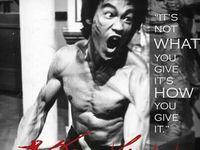 Martial arts..actor