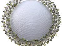 wire crochet - Häkel- und Strick-Schmuck aus Draht / wire crochet jewellery / wire knitting / gestrickter und gehäkelter Schmuck