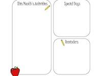 preschool ideas