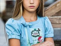 Young Teen Anastasia Model Fashion Models
