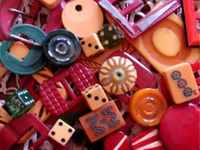 A collection of things I collect, things I'd like to collect, pictures of collections...