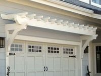 curb appeal for your old garage.