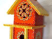 Birdhouses/Bee Dwellings
