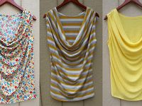 Sewing/Refashion - Tops