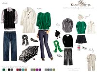 What to wear for photography session