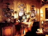 Just about my favorite designer.  I have pictures of some of his first rooms that I tore out of Traditional Home magazine from 1987!