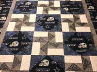 Dallas Cowboys Quilts