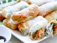 ... foods on Pinterest | Fresh spring rolls, Egg salad and Quinoa salad