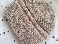 Knitting/Crochet: Hats/Head Things