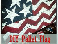 Easter/4th of July DIY Games, Food & Decor
