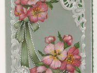 Vellum cards