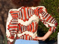 1000+ images about Modern African Prints on Pinterest   African ...