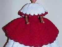 The doll closet-Crochet-dolls, doll clothes-fashion doll clothes