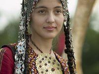 turkmen brides