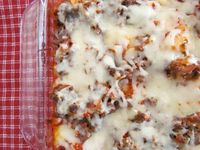 ... about Pasta on Pinterest | Baked ziti, Sausages and Baked ravioli