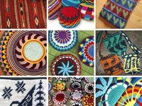 All things tapestry crochet