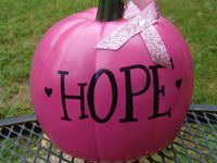 Think Pink~Breast Cancer Awareness!