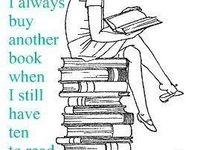 Books, Books, & more Books