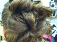 hair style of bun 36 best images about hair ideas on 6565