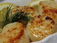 seafood on Pinterest | Seafood Pot Pie, Scallops and Oysters