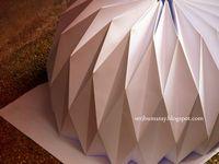 Lampei origami